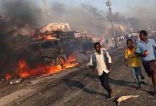 Bomb kills 4 footballers in southern Somalia