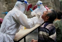 China battles worst Covid outbreak since Wuhan