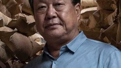 Chinese billionaire Sun Dawu