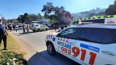 Man gunned down at car wash