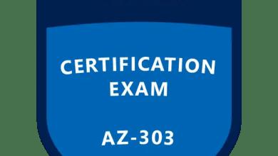 Microsoft AZ-303 Certification Exam