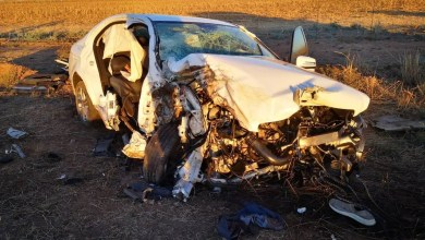 One seriously injured in truck vs car collision