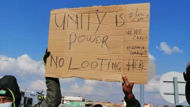 no looting