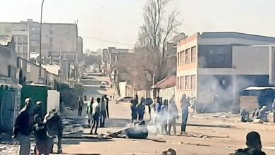 protests in Jeppestown, Benrose, Denver, Berea & the JHB CBD