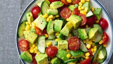 Avocado-Tomato-Salad