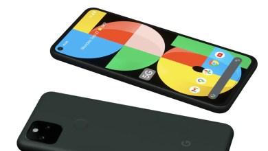 Google's new 5G smartphone