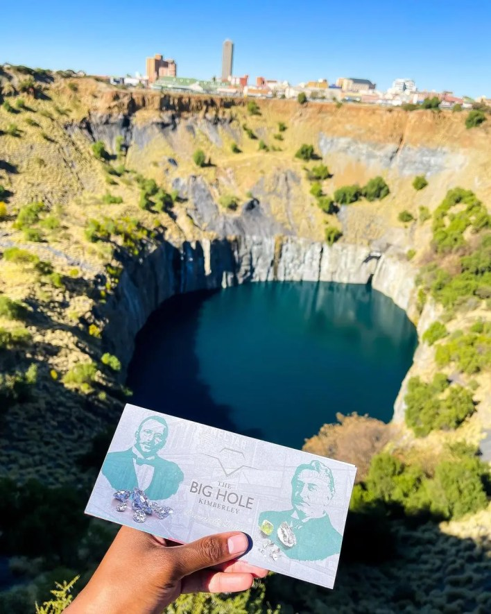 Mohale at the Big Hole