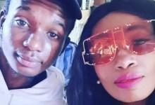 Sophie Ndaba and Lwandle