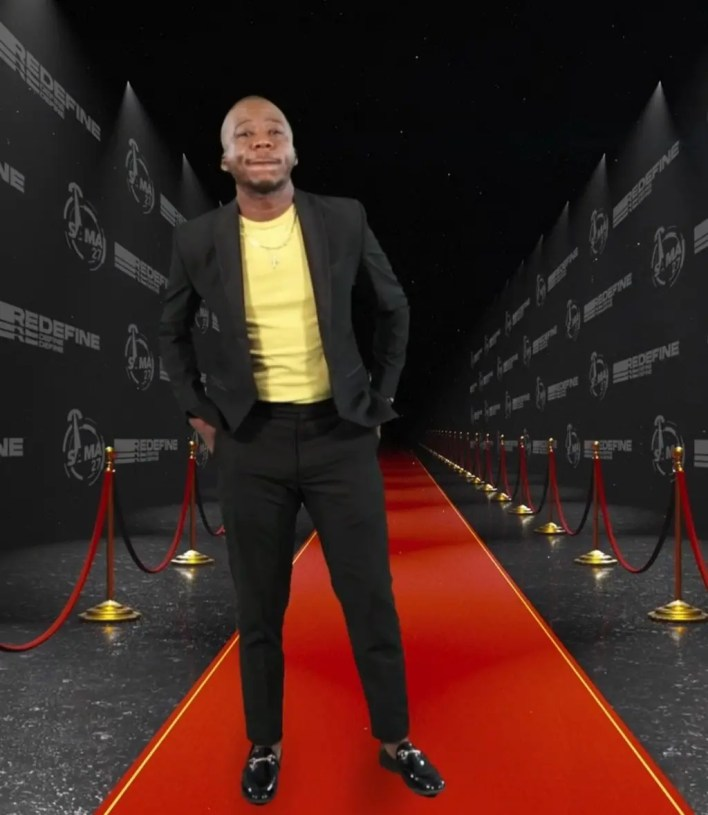 Thabiso from Black Motion