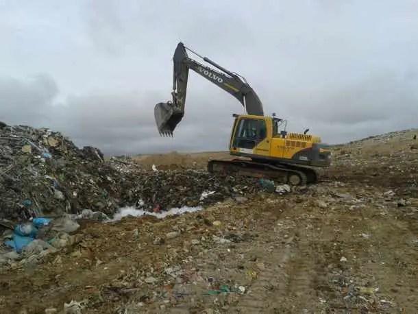 VISSERHOEK landfill in Cape Town