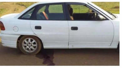 Body of man found in boot of abandoned car in Randfontein