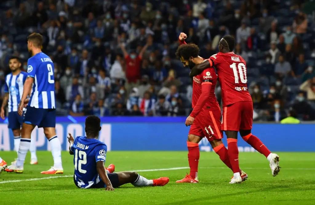 FC Porto 1 - 5 Liverpool