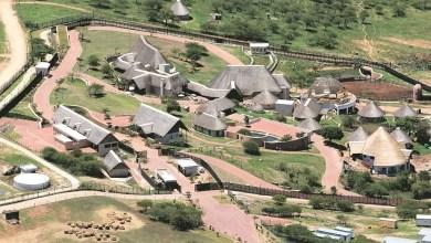 Jacob Zuma's Nkandla home