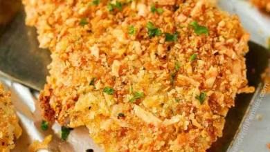 Parmesan Chicken Breasts