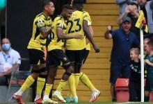 Watford 1- 1 Newcastle United