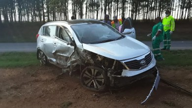 One deceased, four injured in R33 New Hanover collision