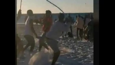 A teenage boy was beaten up at Clifton 4th Beach during post-valedictory celebrations