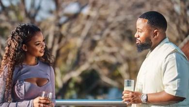 Cassper Nyovest And Mihlali Ndamase