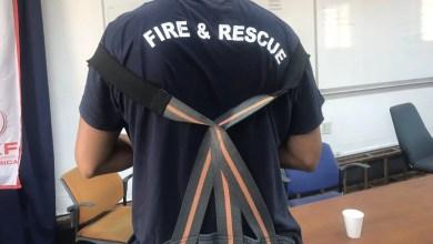 City Cape Town rescue team
