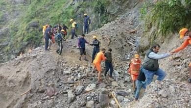 Floods in India's Uttarakhand