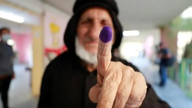 Iraqis vote