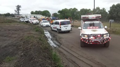 Pietermaritzburg Construction worker hospitalized after being struck down by car
