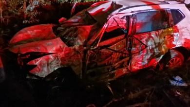 SUV rolls several times in Rayton crash