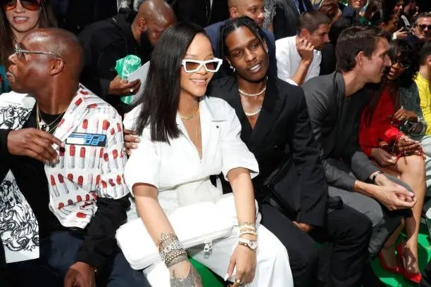 Rihanna and A$AP Rocky dating