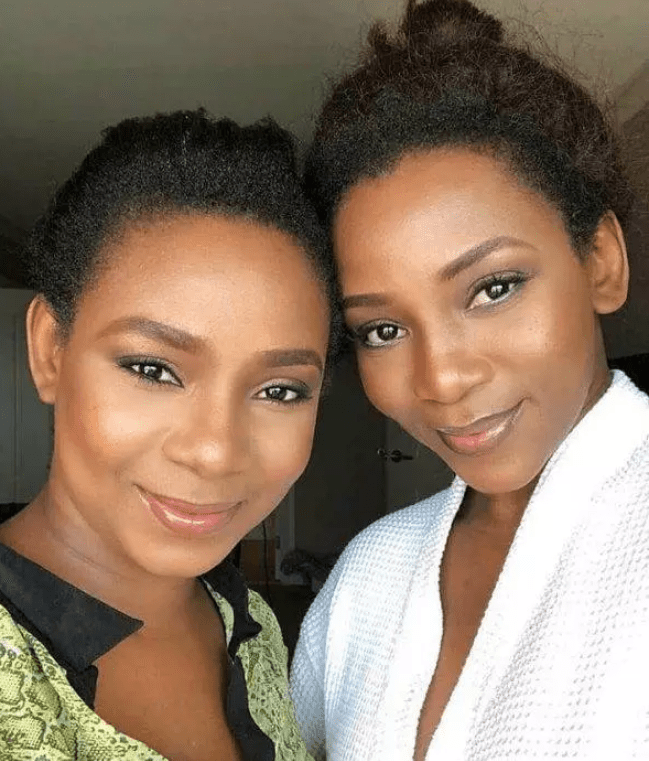 """""""My daugther is my twin and am proud of her"""" Actress Genevieve Nnaji voiced out"""