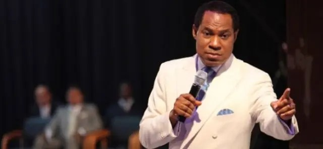 Pastor Chris Oyakhilome has NOT been arrested over 5G/COVID-19 claims
