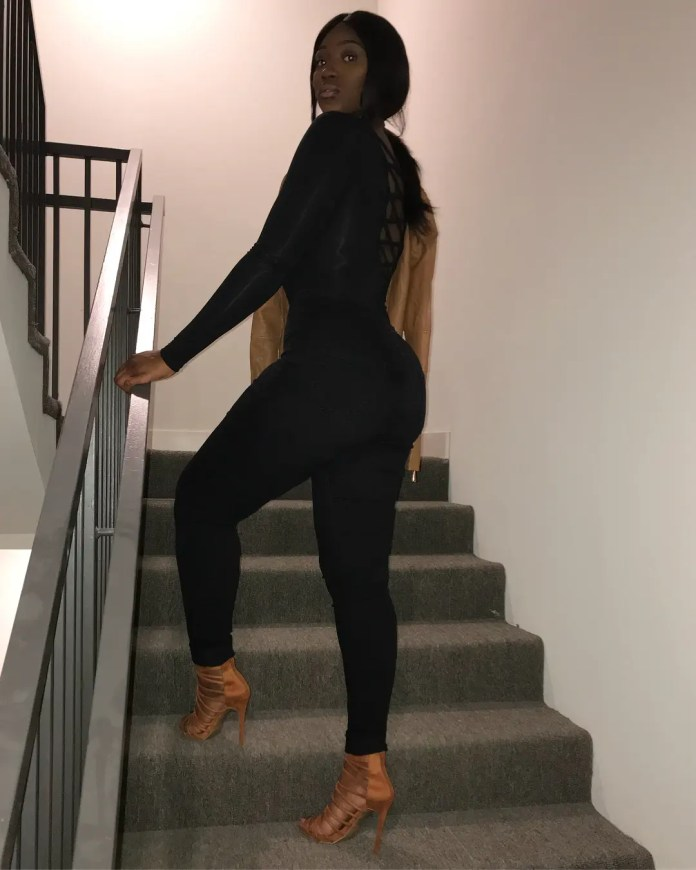 Check out stunning pictures of Omotola Ekainde's daughter Meraiah