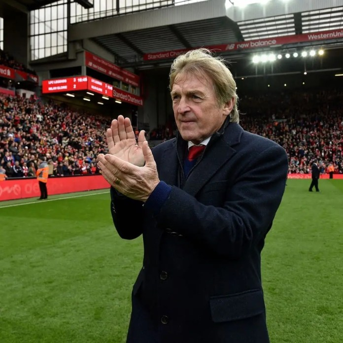 Liverpool legend Sir Kenny Dalglish tests positive for COVID-19