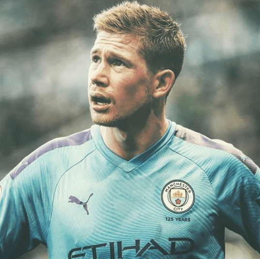 De Bruyne vows to play two extra years after virus lockdown