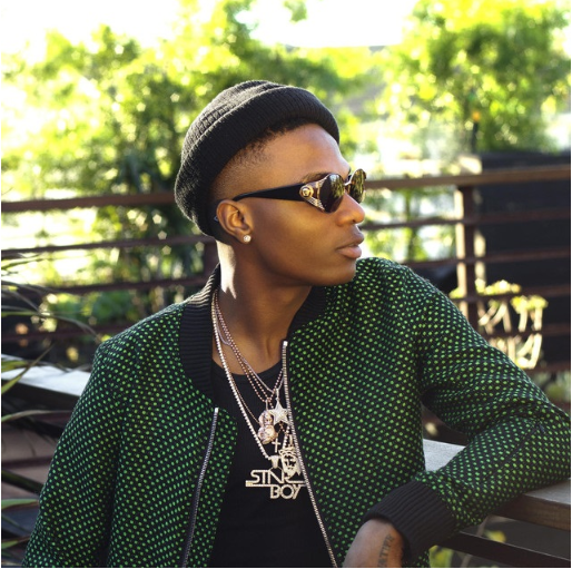 I have mad love for legendary Wizkid, says TerryG