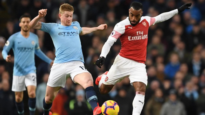 Premier League set to restart on the 17th of June with Man City v Arsenal the main game
