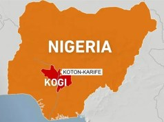 14 dead after an attack in a village in central Nigeria
