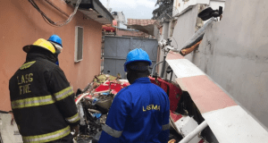 2 killed in helicopter crash in Lagos