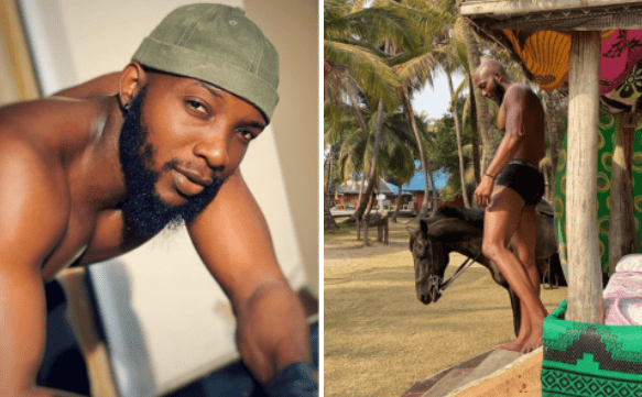 Tuoyo says he lied about being a stripper