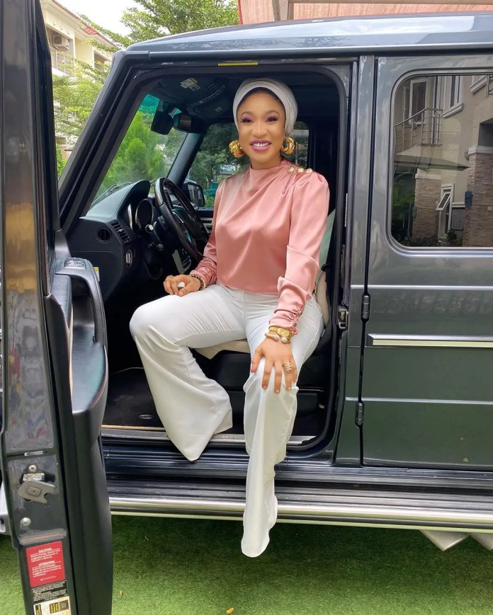 Tonto Dikeh: What stopped my mother will not stop me