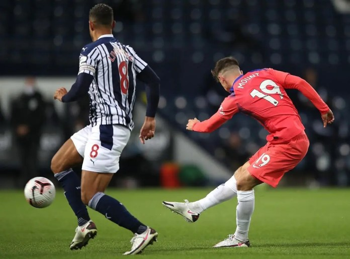 West Brom 3  – 3 Chelsea