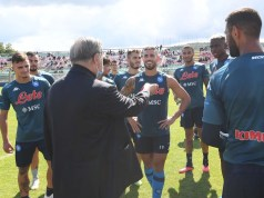 The Archbishop wants Osimhen to score one goal per minute for Napoli