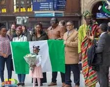 Nigerians in Scotland