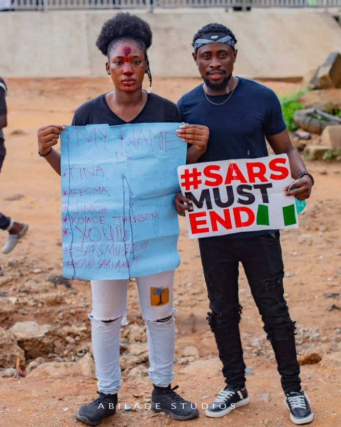 Trikytee reportedly demands appearance fee to join Bayelsa State #EndSars protest
