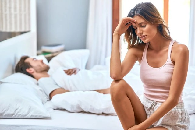 He gave me 'premature ejaculation' for a whole year