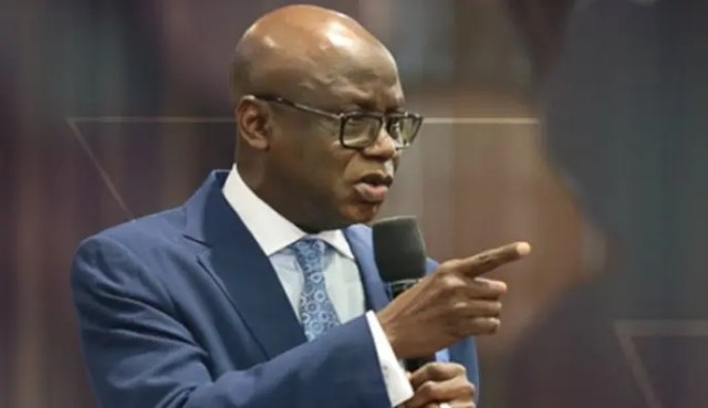 Pastor Tunde Bakare is going to be Nigerias' next president