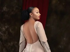 Rahama Sadau slammed over controversial pictures