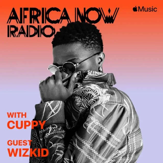 Wizkid talks to Cuppy about Grime legend