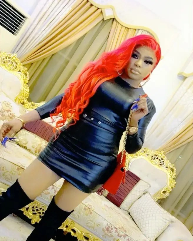 Bobrisky blast Tega's critics: Some of you have succeeded in voting Tega out of the show