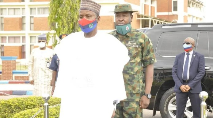 Defence Minister Bashir Magashi: All missing Katsina students will return home in few hours