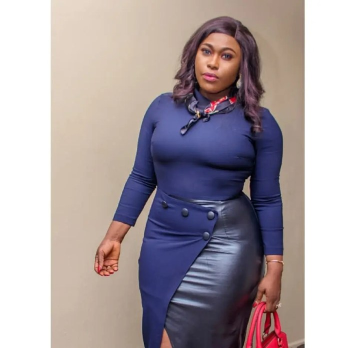 Uche Jombo almost became a victim of scammers